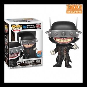 ❗️NEW❗️Batman Who Laughs Funko Pop
